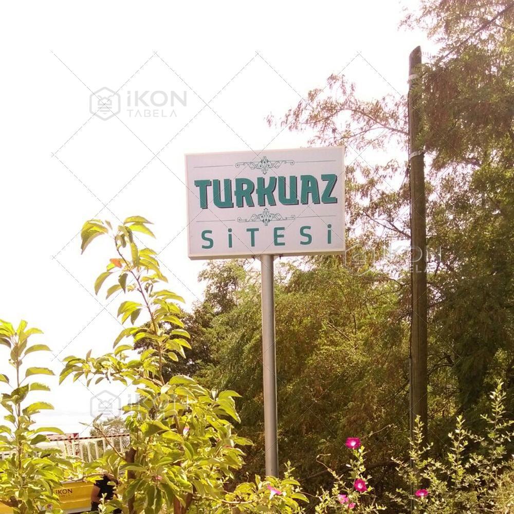 Turkuaz Sitesi Totem