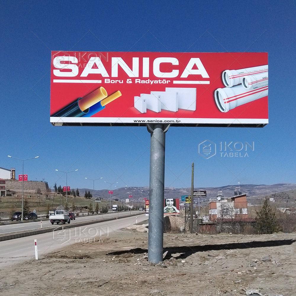 Sanica Boru Totem