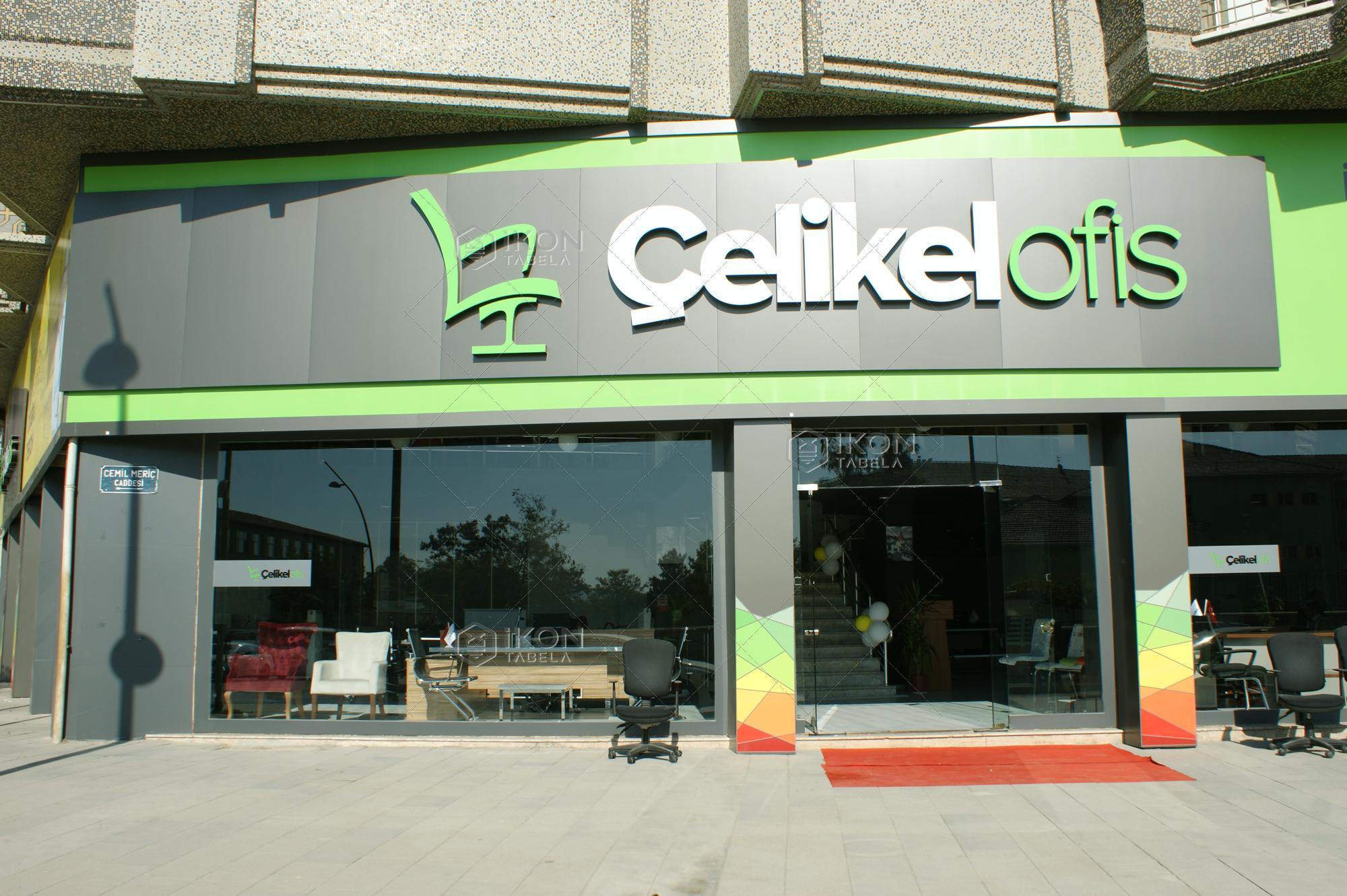 Çelikel Ofis